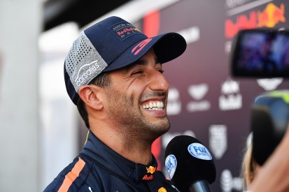 Daniel Ricciardo ready to sign 2019 Red Bull F1 deal 'early next week'