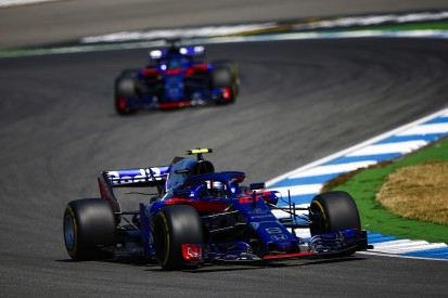 Pierre Gasly takes engine grid penalty for F1 German Grand Prix