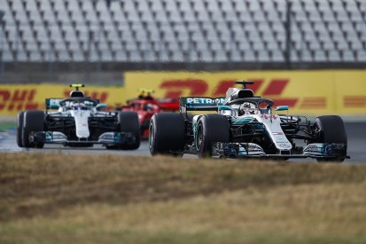 Mercedes explains Bottas team orders call in F1 German Grand Prix