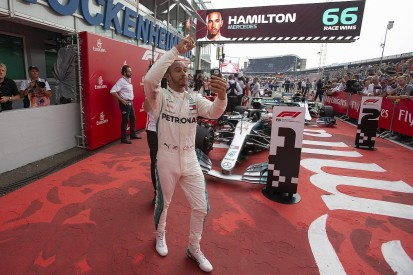 Hamilton was '100% open' with Formula 1 stewards in pitlane inquiry