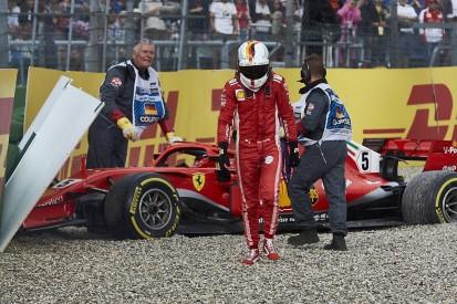 Max Verstappen defends Sebastian Vettel over German GP F1 crash