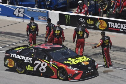 Martin Truex Jr's NASCAR team in 'tough spot' after losing sponsor
