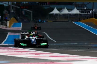 Alessio Lorandi replaces axed Santino Ferrucci at Trident F2 team