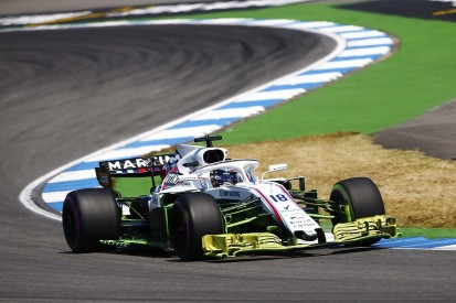 How a non-performance aero change helped Williams's F1 car