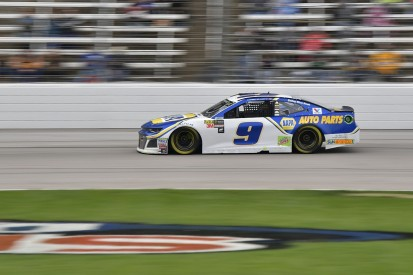 Chase Elliott hopes first NASCAR Cup stage win of 2018 not 'dumb luck'