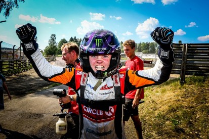 Petter Solberg's son Oliver could join World Rallycross during 2018