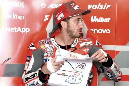 Dovizioso now focused on Yamaha MotoGP team not Marquez