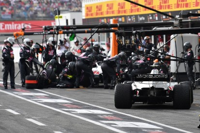 Haas Formula 1 team 'got away with' risk-averse strategy