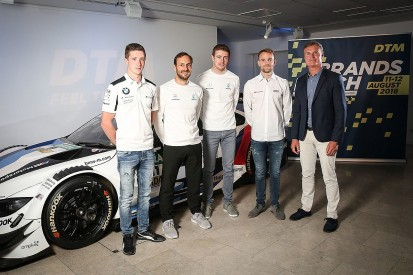 Coulthard: DTM not good at promoting itself to international fans