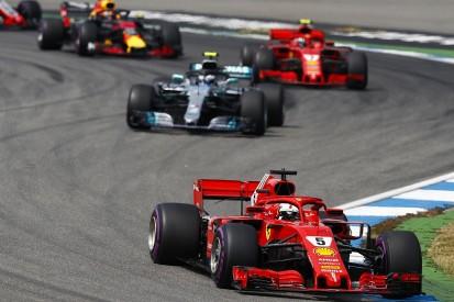 Is a blown wing trick part of Ferrari's Formula 1 advantage?