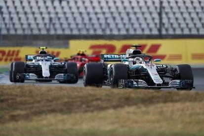 Bottas 'still allowed' to race Hamilton after German GP team order