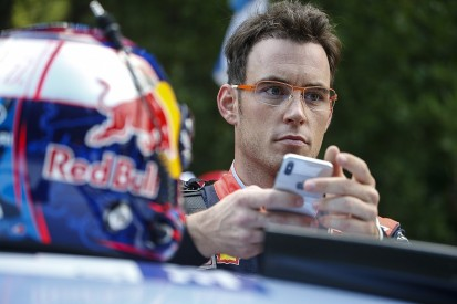 Thierry Neuville will focus on WRC points lead not Finland win