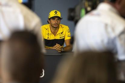 Carlos Sainz Jr explains 'very strange' Germany safety car incident