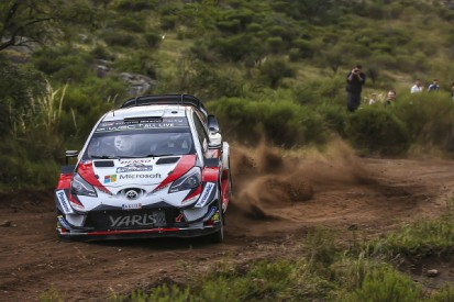WRC Rally Argentina: Tanak storms to a 22.7s lead