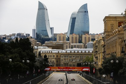 F1 drivers expect high winds in Baku to make race 'crazy'