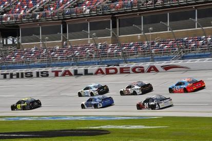 NASCAR makes changes to reduce Talladega speeds after McMurray crash