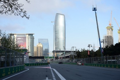 FIA tweaks pit entry at Baku circuit after concerns raised by drivers