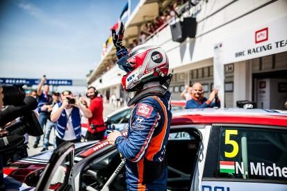 WTCR Hungaroring: Hyundai's Michelisz sets lap record at home