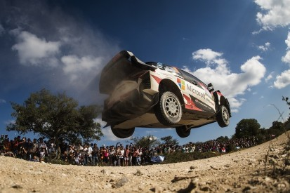 Rally Argentina: Tanak takes a step closer to first win with Toyota