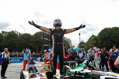 Formula E Paris: Jean-Eric Vergne takes victory in home race