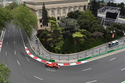 Kimi Raikkonen slams himself for Baku F1 qualifying 'f*** up'