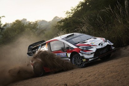 Rally Argentina: Tanak will carry 46.5-second lead into final day