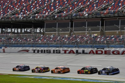 Changes after Talladega NASCAR practice could make the race 'nuts'