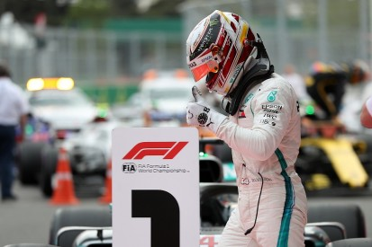 Lewis Hamilton delayed Azerbaijan GP podium to console Valtteri Bottas