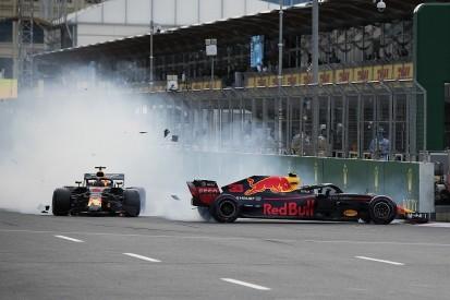 Verstappen and Ricciardo reprimanded by FIA for Baku F1 crash