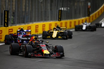 Red Bull and Honda have first formal talks over 2019 F1 engine deal