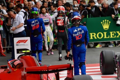 Kevin Magnussen is most dangerous driver I've raced - Pierre Gasly