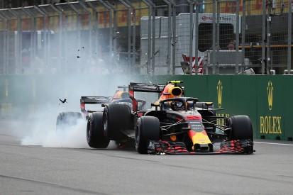 Mercedes' Lauda: Verstappen 70% to blame for Red Bull Baku clash