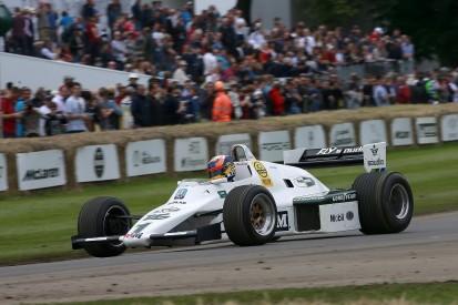 Karun Chandhok to drive 1983 Williams Formula 1 car at Thruxton
