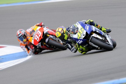 Jorge Lorenzo says Valentino Rossi copied him on Yamaha return