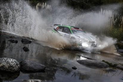 Kalle Rovanpera hospitalised after Rally Argentina WRC2 crash