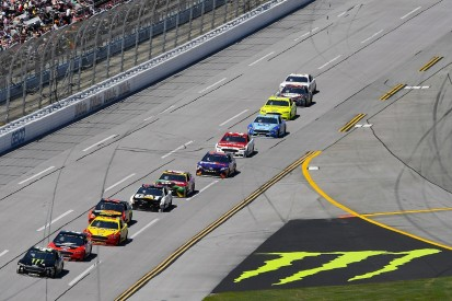 NASCAR Cup drivers explain 'unusual' tame Talladega race