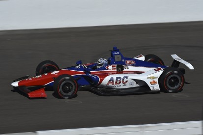 Tony Kanaan fastest for AJ Foyt in first pre-Indianapolis 500 test