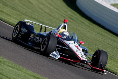 IndyCar windscreen needs small improvements - Josef Newgarden