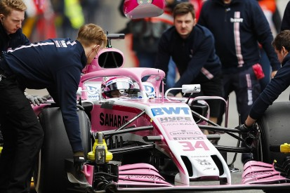Force India Formula 1 team to run Russell, Latifi, Mazepin in test