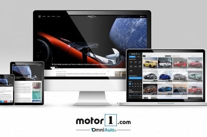Motor1.com launches Italian version