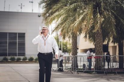 Ross Brawn: Daniel Ricciardo a 'passenger' in Baku Formula 1 clash