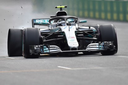 Mercedes saw Baku F1 debris too late to warn Valtteri Bottas