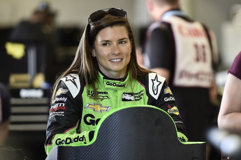 Danica Patrick wasn't sure she'd pass Indy 500 refresher in time