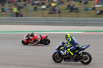 Rossi backs Lorenzo to recover after tough start to MotoGP season