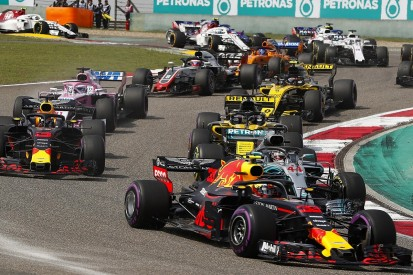 F1 promises it won't turn its back on Europe with new races in US and Asia