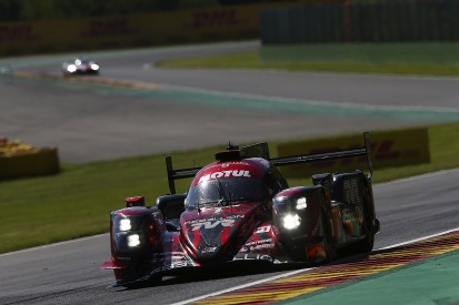 Spa WEC: Rebellion faster than Toyota in final practice