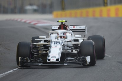 Sauber's Leclerc: My F2 and GP3 driving style wasn't working in F1