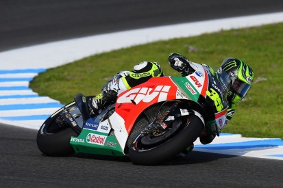 Jerez MotoGP: Crutchlow fastest in Friday practice, Marquez crashes