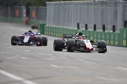 Magnussen loses top spot in driver ratings after poor Baku weekend