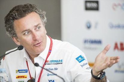Alejandro Agag makes surprise €600m bid for full Formula E control